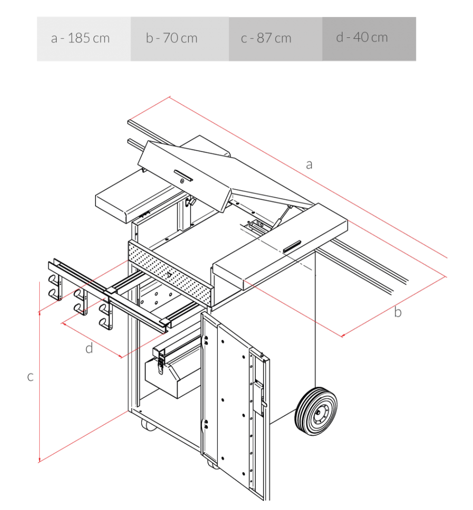 a17-dimensions